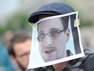 Apoyo a Snowden