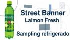 Street Banner refrigerado de Laimon Fresh