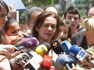 La abogada de Ruth Ortiz