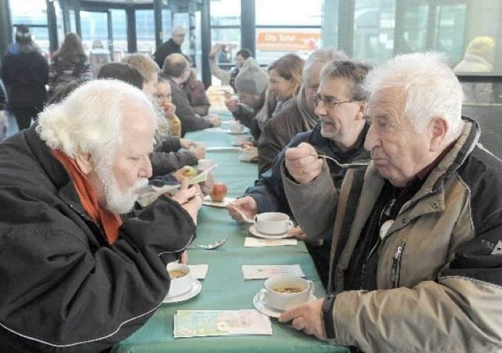 Hiporexia: la falta de apetito en los mayores es una patología