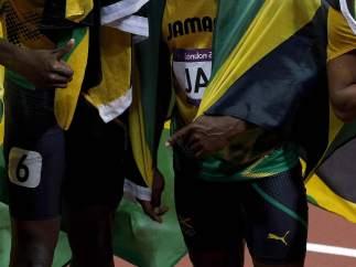 Atletas jamaicanos