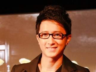 El cantante y actor chino Han Geng.