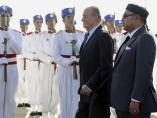 Visita del rey a Marruecos