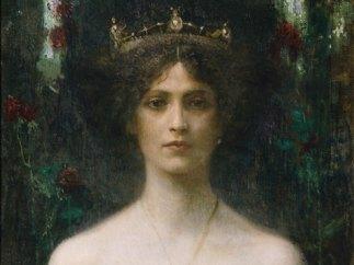 'Die Königstochter', vor 1902