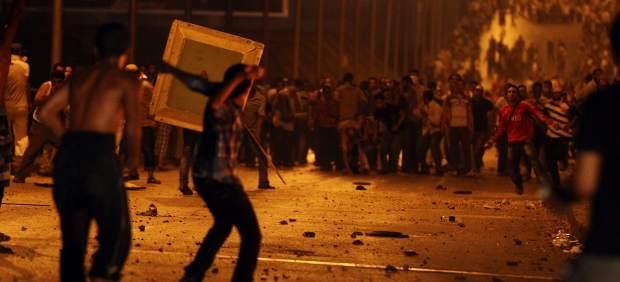 Disturbios Egipto