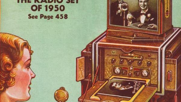 'Radio-Craft', Experimenter Publishing Company, New York, Vol. 6, No 8 February 1935