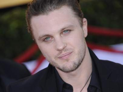 El actor Michael Pitt.