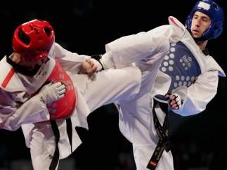 José Antonio Rosillo, bronce en Taekwondo