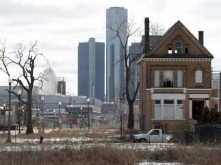 Detroit, en bancarrota