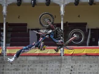 Dany Torres vuela en Las Ventas