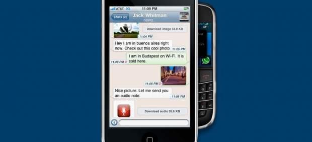 Los usuarios de WhatsApp para iOS también tendrán que pagar una cuota anual