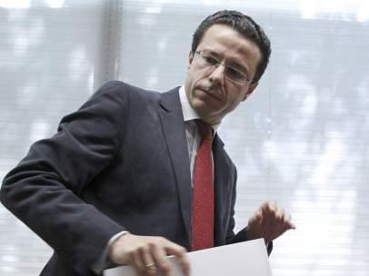 Javier Fernández-Lasquetty, consejero de Sanidad de la Comunidad de Madrid