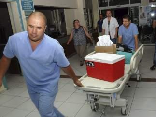 Trasplante de cara en Turquía