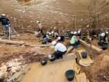 Excavación de Atapuerca