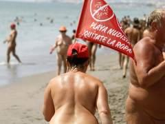 Nudismo en Vera (Almería)