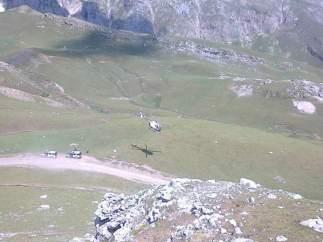 Hallan al montañero inglés desaparecido en Picos de Europa