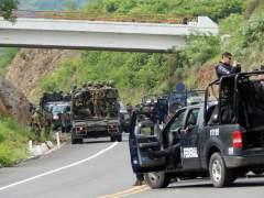 'Narcos' atacan a la policía en México
