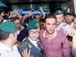 Gonzalo Higuaín, a su llegada a Italia