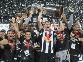 Atlético Mineiro gana la Copa Libertadores