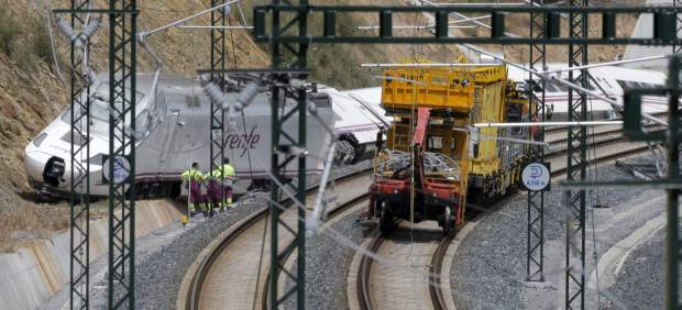 Accidente de tren en Santiago