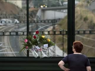 Accidente ferroviario en Santiago