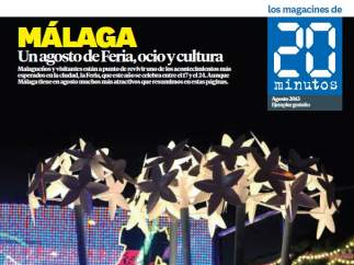 Portada del magacín Feria de Málaga 2013