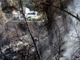 Incendio en Vallirana