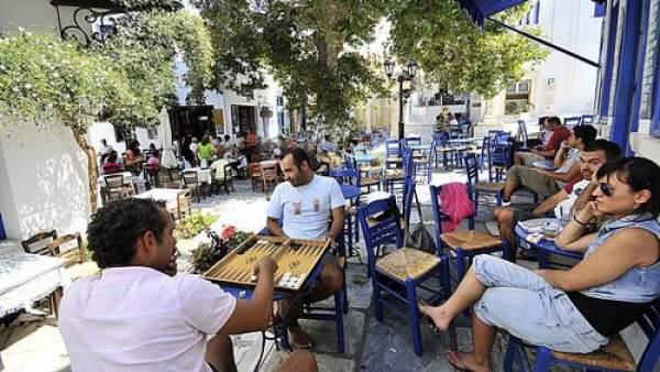 Restaurante de Grecia