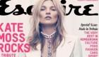 Kate Moss, portada de 'Esquire'