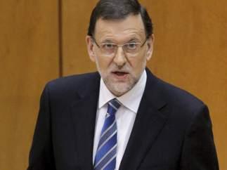 Rajoy reitera su inocencia