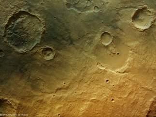 Más evidencias de que hubo agua en Marte