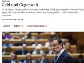 Frankfurter Allgemeine Zeitung (Alemania)