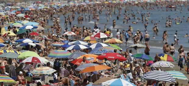 La ocupaci n hotelera se eleva al 80 en la comunitat valenciana este puente de semana santa - Hoteles en la playa de la malvarrosa ...