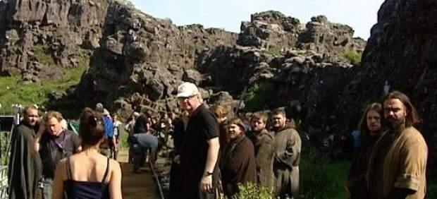 Imágenes de rodaje de 'Juego de Tronos'
