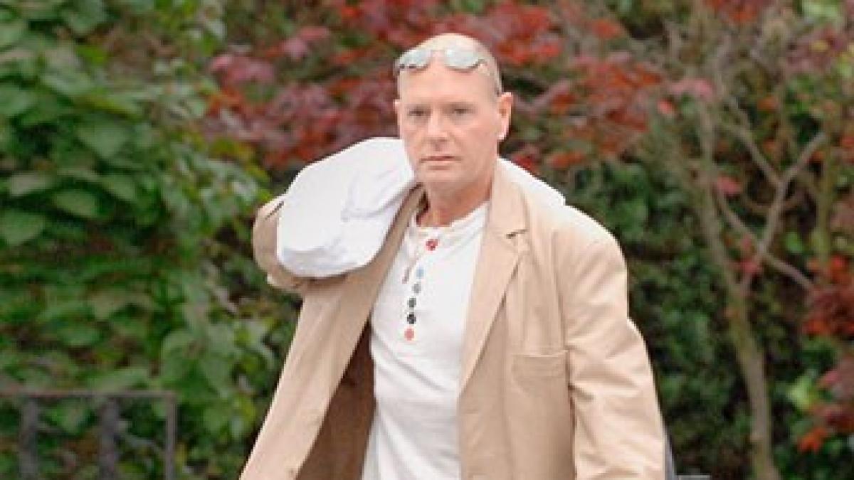 Paul Gascoigne, juzgado por una agresión sexual mientras viajaba borracho en un tren