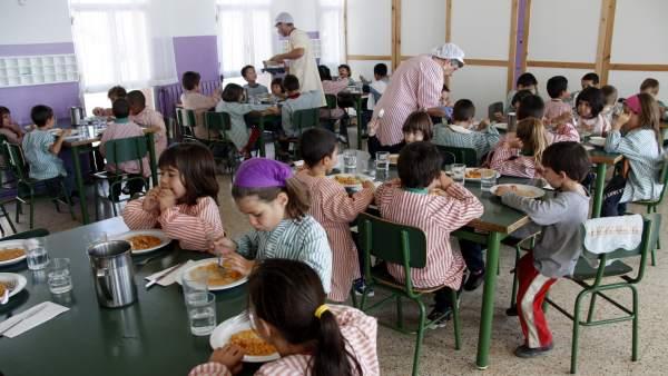 Aragón abrirá varios comedores escolares en verano para atender a ...