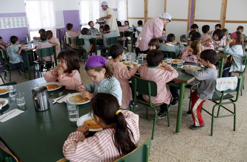 Arag N Abrir Varios Comedores Escolares En Verano Para