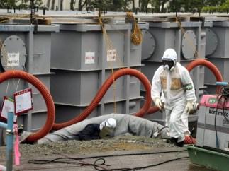 Agua de Fukushima