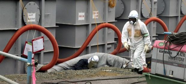 El índice de radiación del agua de Fukushima se incrementa 47 veces en apenas cinco días