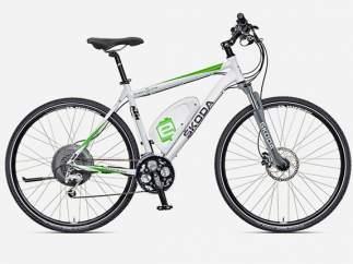 Skoda Green E Line bicicleta eléctrica