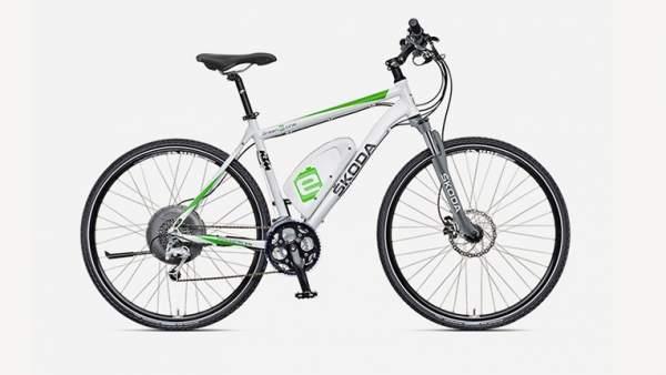 Green E Line, la primera bicicleta totalmente eléctrica de Skoda