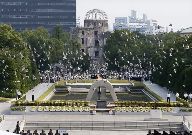 Aniversario del bombardeo de Hiroshima