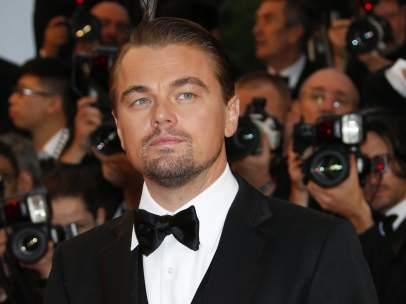El actor Leonardo DiCaprio, en una imagen de archivo,