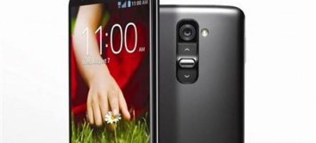 LG G2 da un giro al diseño de los 'smartphones' con botones en la parte trasera