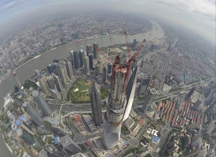 Será el segundo rascacielos más grande del mundo