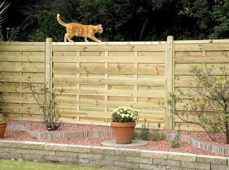 C mo garantizar la intimidad en nuestra terraza o jard n for Ideas para terrazas baratas