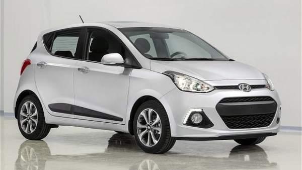 Hyundai presentará el nuevo i10 en el Salón de Frankfurt