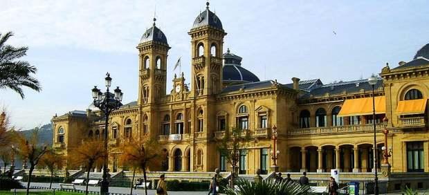 San Sebastián: el ayuntamiento que fue un casino