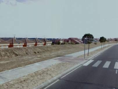 Avenida de la Unión Europea, Arroyomolinos