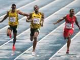 Bolt recupera el trono de los 100 metros